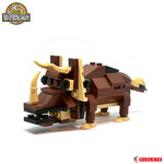 Blocks World Variety Dinosaur (K19A-8A)