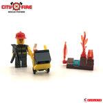 Blocks World City Fire K35A-12