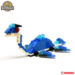 Blocks World Variety Dinosaur (K19A-2A)
