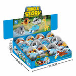 K31-A Blocks World Jungle Story