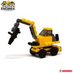 Blocks World City Construction K26A-10A