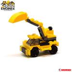 Blocks World City Construction K26A-9A