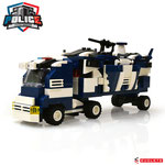 Blocks World Police Justice Vanguard K36A-Combined