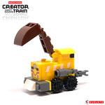 Blocks World Creator Train K34A-4