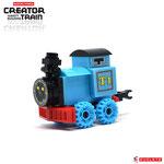 Blocks World Creator Train K34A-1