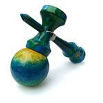 Full Marble Camo (Blue) ブルーカモ(ブルー・グリーン・イエロー)SPK-182