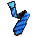 ThinkGeek 8-bit Tie (Blue) シンクギーク8ビットネクタイ(ブルー)TG-078