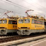 Hubarbeitsbühneninstandhaltungsfahrzeug Oberleitungsanlagen MTW Baureihe 711.0 - Railsystems RP GmbH