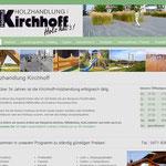 Holzhandlung Kirchhoff