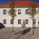 Jüdische Schule in A-Hohenems Kastenfenster