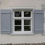 Untere Bleiche / Stadt Isny Verbundfenster Detail