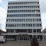 Das Heider Rathaus (Postelstraße 1)