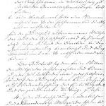 Gründungsurkunde Seite 3