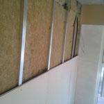 Trockenbau Wand in Bühl