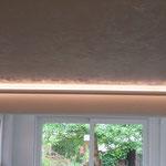 Lichtvoute mit Indirektem Licht Decke Kalkpresstechnik