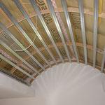 Tonnengewölbe im Trockenbau, Dachgeschoss Ausbau, Baden-Baden