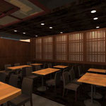 JAPANESE DININDG / YOKOHAMA