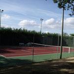 Tennis en quick
