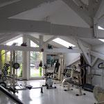 Salle de sport intérieure vue 1