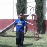 el niño mas serio, Daniyael