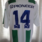 Playershirt home 93-95