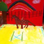 Pop-Up-Bild aus einem Kindergeburtstags-Workshop