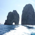 Italien, Capri, I Faraglioni