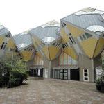 Rotterdam-Kubushaus, Architekt: PIET-BLOM