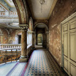Palac Donnersmarchow - Lobby of silence IX
