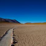 Atacama Wüste  - Antiplano