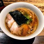 One of The Best Ramen at Shinasobaya in Ramen Museum, Yokohama.