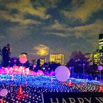 Illumination Festival at Tokyo Midtown, Roppongi.