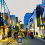 Cat Street, Harajuku.