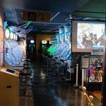 Inside an Amusement Arcade in Akihabara.