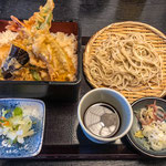 Soba and Tempura, a Typical Set Menu to Eat at Soba Restaurants!