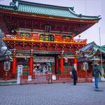 Kanda Myojin Shrine.