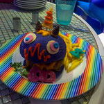 Cute Dessert at Kawaii Monster Cafe, Harajuku.