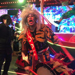 Spectacle Show at Robot Restaurant, Shinjuku.
