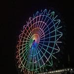 A Ferris Wheel, Odaiba.