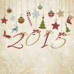 © elaborah - Fotolia.com 71627601/Weihnachtsschmuck + 2015