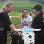 Mit Sidecar-Willy bei der WM in der Schweiz 2010
