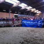 CHU Münster -Siegerehrung
