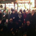 Reitgruppen-Ausflug zum Weihnachtsmarkt