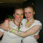 CHU Hannover Mottoparty Neon