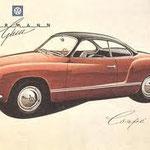 Volkswagen Karmann Ghia