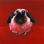 Red Lop, 2004 Oil on canvas, 24 x 30 inches