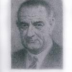Johnson (#2), 2000 Graphite on paper, 19 3/4 x 12 5/8 inches