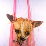 Tammy, 1997 Oil on canvas, 26 x 26 inches