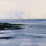 Atlantic Ocean (7:30 PM), 2000 Oil on canvas, 16 x 20 inches