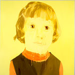 Beth (III), 1999 Oil on canvas, 60 x 60 inches